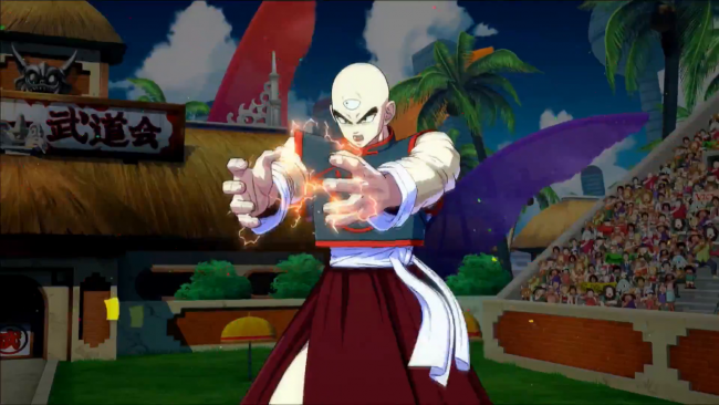Yamcha e Tien mostram-se em novo trailer de Dragon Ball FighterZ
