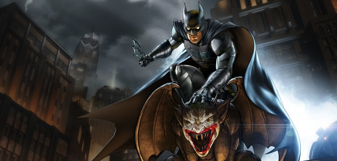 Batman: The Enemy Within - Episódio 1