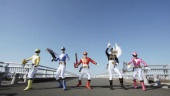 Power Rangers Megaforce - Mega-Fight Trailer